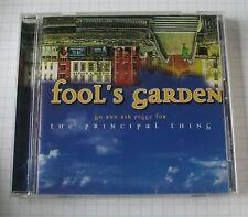 FOOL'S GARDEN - Go And Ask Peggy + 1 BONUS JAPAN CD TOCP-50266