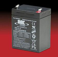 Batería MK Agm Baterías diversos Amperios 12v movilidad Scooter Silla De Ruedas Eléctrica Nueva