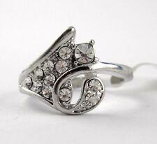 Funkelnder Ring künstlicher Brillant Effekt Model Lucy Modernes Design (B61)
