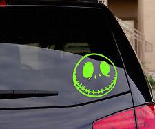 Nightmare christmas wall/ car decal sticker Jack Skellington, Highest Quality