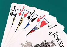 146106 Playing Cards Joker & Jacks Wall Print Poster CA