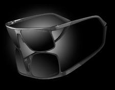 "Men's Polarized Design 100% UV Rectangular Sunglasses ""Avenue"""