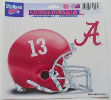 University of Alabama Window Sticker Decal NCAA college football helmet