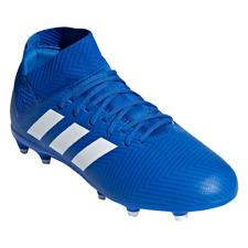 cb55908221b adidas Nemeziz 18.3 FG Junior Kids Soccer Cleats Blue
