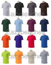 Jerzees Men's S-XL 2X, 3XL, 4XL, 5XL, 50/50 Cotton Blend Pocket Tee T-Shirt 29MP