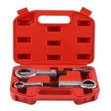 4 Size Nut Splitter Cracker Remover Set Damaged Seized Nuts Cutter 7.5-14.5cm