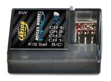 Ricevitore CARSON REFLEX WHEEL PRO 3 2,4 GHz - 500501533