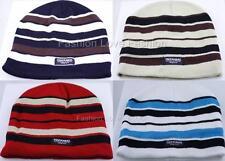 1 Mens Boys Winter Sport Ski Beanie Hat Cap 6 Colors