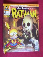 RAT-MAN COLLECTION N° 40 ESAURITO PANINI NUOVO - RATMAN