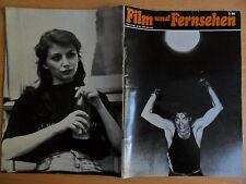 FILM UND FERNSEHEN 3/1980 Marijam Agischewa >Klincz< Herwart Grosse
