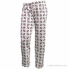 I Love NY Lounge Pants - New York City Souvenir Pajama Clothing Travel Gift