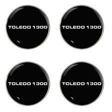 Triumph Toledo 1300 Logo Self Adhesive Set of 4 Gel Wheel Centres