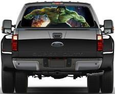HULK The Avengers Rear Window Decal Grapgic Sticker Car Truck SUV Van 382
