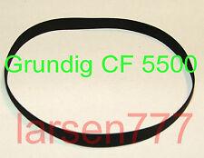 4,5mm Cinghia per Grundig CF 5500 * NUOVO *