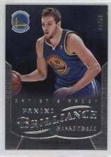2012-13 Panini Brilliance Artist's Proof 71 David Lee Golden State Warriors Card