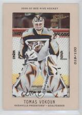 2006 Upper Deck Bee Hive Matte #45 Tomas Vokoun Nashville Predators Hockey Card