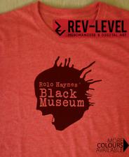 SPECCHIO NERO ROLO Haynes's Museum Nero T-Shirt-ispirato a Netflix Show