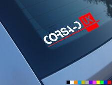 Corsa D Reino Unido foro Varios Colores foro pegatina Sri Irmscher coche divertido Vxr