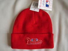 MLB  Wintermütze/ Wollmütze für Winter PHILADELPHIA PHILLIES - neu! rot