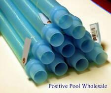"Zodiac Baracuda G3 G4 Vacuum Pool Cleaner Hose 48"" Aqua 10 Pack 40 Ft Total"