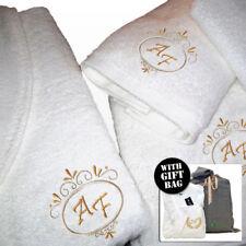 5 * Hotel Edition Set Bianco - Accappatoio Personale, Asciugamani - Ref. Deluxe
