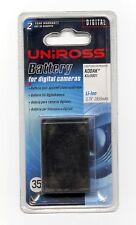 Batteria Kodak Klic 5001 Comp.EasyShare DX7590 DX7630 P712 P850 P880 Z730 Z760