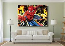 Hombre Araña Dc Comic Superhéroe gran impresión arte cartel de pared-A0 A1 A2 A3 A4 Maxi
