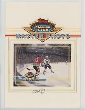 1993-94 Topps Stadium Club Prize Master Photo #9 Brett Hull St. Louis Blues Card