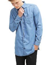 new product 1f982 7c769 Camicia Jeans Uomo Diesel a Camicie casual e maglie da uomo ...