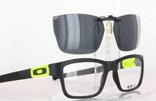 Custom Fit Polarized CLIP-ON Sunglasses For Oakley MARSHAL OX8034 51x17 8034