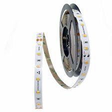 BRILEDA® LED-STREIFEN warm white 3000K 60 LED/m 24 Volt DC CRI 90Ra Wunschlänge