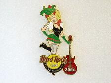 MUNICH,Hard Rock Cafe Pin,SUPER SEXY Girl Spring Breakfast