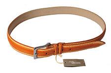 Claudio Orciani  -  Cinturones - Hombre - Naranja - 2121608A183622