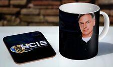 Jethro Gibbs - NCIS Tea / Coffee Mug Coaster Gift Set