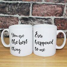 Ray lamontagne tu es la meilleure chose première danse-cadeau mariage anniversaire mug