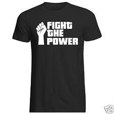 Combatti il potere-T-Shirt-Tutti I Colori + Dimensioni (occupano 99% nemico pubblico)