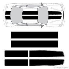 Chevy Cavalier EZ Rally Racing Stripes 3M Vinyl Stripe Decals Graphics