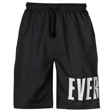 EVERLAST Herren Woven Shorts kurze Hose Fitness Short schwarz Gr. M L XL XXL