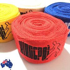 1pc Boxing Strap Sanda Muay Thai MMA Taekwondo Bandage Cotton Sports 2.5M OGLST