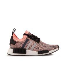 Adidas Womens NMD R1 Primeknit Low Running Shoe