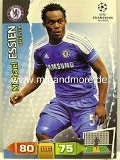Adrenalyn XL Champions League 11/12 - Michael Essien