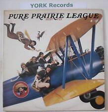 PURE PRAIRIE LEAGUE - Just Fly - Ex Con LP Record