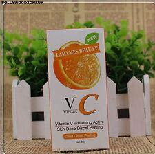 Vitamina C & Red Dragon Fruta blanqueamiento y crema hidratante 60g
