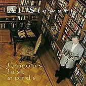 Famous Last Words by Al Stewart (CD, Sep-1993, Rhino (Label))