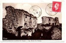 (S-3791) FRANCE - 02 - COUCY LE CHATEAU AUFFRIQUE CPA      CIM  ed.