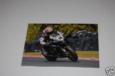 Ian Lowry Hand Signed Photo 2009 5x7.