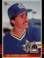 1985 Donruss Baseball Base Singles #511-660 (Pick Your Cards)