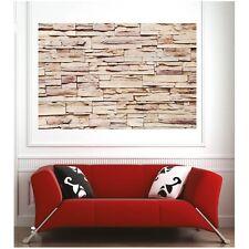 Affiche poster mur de pierre61808833