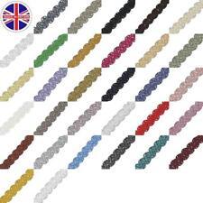 Upholstery Trim Gimp Braid Sheen Craft Cushions Lampshades 15mm