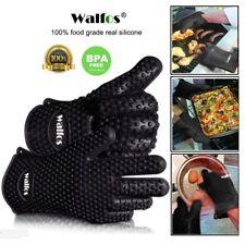 WALFOS 1 paire de gant qualité alimentaire résistant à la chaleur Silicone